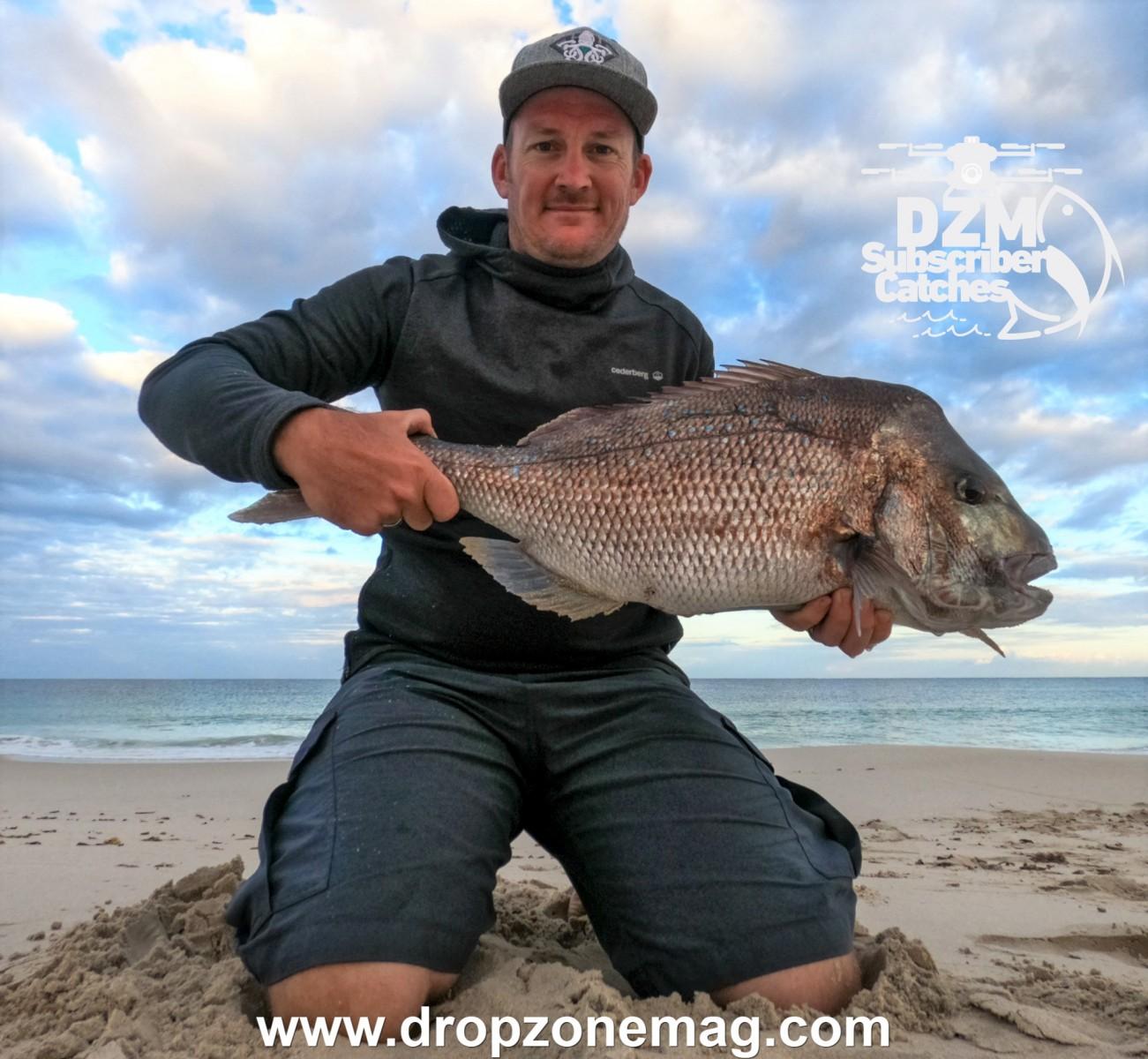 Andy Gleeson ' Danglers Drone Fishing'