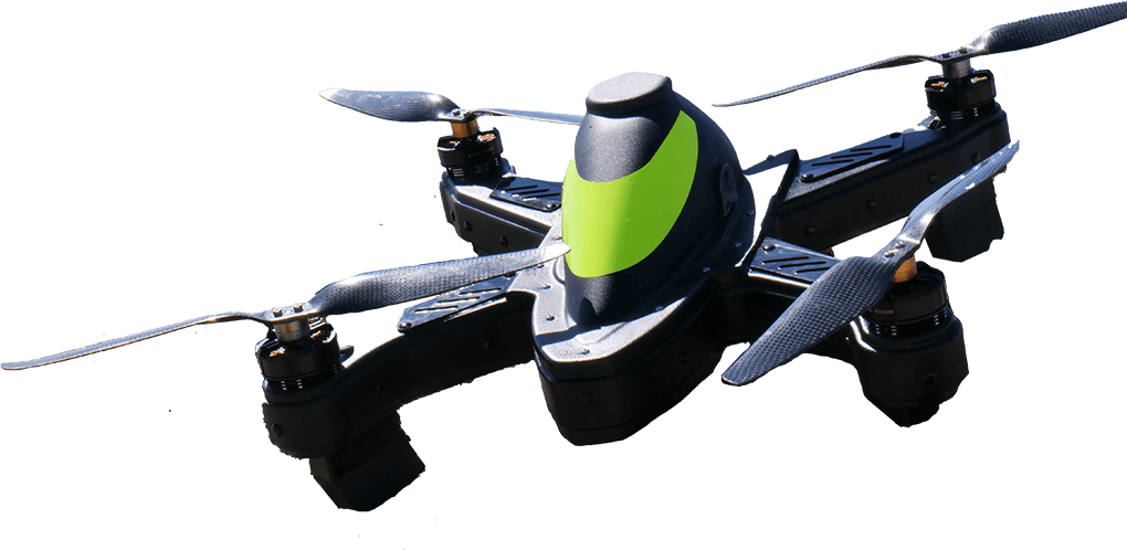 EX-1: Extreme Fishing Drone